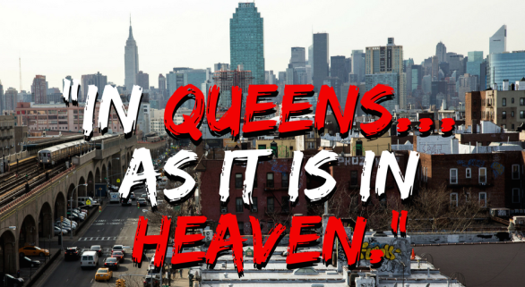 -In Queens, as it is in heaven- (1)